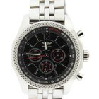 Breitling Bentley Bornato Chronograph Stainless Steel