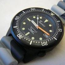 Squale Professional 500mt - 1521-026 Black PVD, camouflage