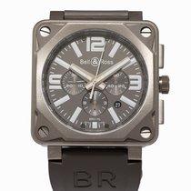 Bell & Ross Pro Titanium Chronograph, Ref. BR01-94-TT, c.2010