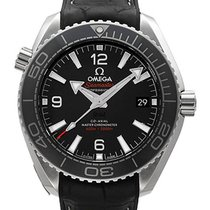 Omega Seamaster Planet Ocean Master Chronometer 39,5 Schwarz