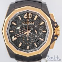 Corum Admiral's Cup AC-One Chronograph 45mm Rose Gold and...