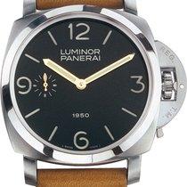 Panerai Luminor 1950 Fiddy Stainless Steel PAM00127