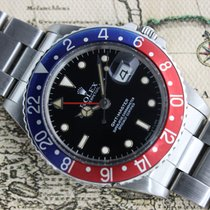 Rolex GMT Master Pepsi (Box & Papers)