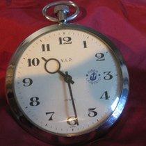 V.I.P. Time ., pocket or desk watch, advertising, 1900s