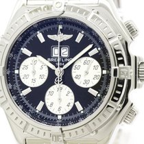 Breitling Polished Breitling Crosswind Special Steel Automatic...