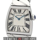 Cartier La Dona Collection La Dona Stainless Steel Large 28mm...