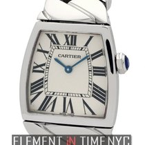 Cartier La Dona Collection La Dona Stainless Steel Large 28mm