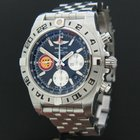 Breitling Chronomat 44 GMT limited edition Patrouille Suisse 50th