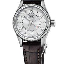 Oris Big Crown Pointer Date 29mm Case, Leather Bracelet