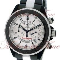 Chanel J12 41mm Superleggera Chronograph Automatic, Silver...