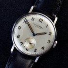 Universal Genève Vintage Cal.262 / Luminous / Steel / 33.5 mm...