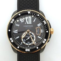 Cartier Calibre de Cartier Diver 18K Rose Gold