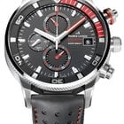 Maurice Lacroix Pontos S Supercharged Chronograph, Date, Red...