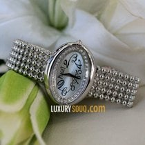 Piaget Limelight Series Oval Platinum