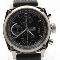 Oris High Mech Automatic Chronograph Steel W/ Date Bnib Ref....