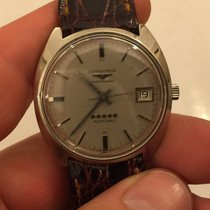Longines 36 mm 5 stelle star date admiral automatico automatic