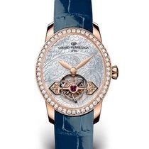 Girard Perregaux Cats Eye Tourbillon Automatic Ladies Watch