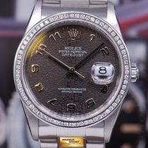 롤렉스 (Rolex) Oyster Perpetual Datejust Computer Dial Diamond...