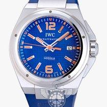 IWC Mission Earth Ingenieur Plastiki Limited Edition