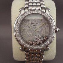 Chopard Happy Sport Snowflake Diamond / 38mm
