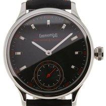 Eberhard & Co. Traversetolo 43 Black Dial Small Seconds