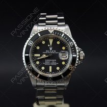 Rolex Submariner Date Vintage Patina Dial