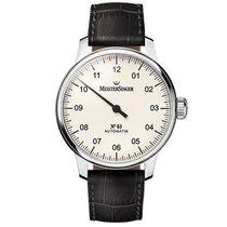 Meistersinger Uhren Herrenuhr Einzeigeruhr N03 AM901