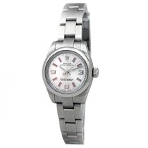 Rolex Pre-owned 26mm Rolex Oyster Perpetual Watch. Style 176200