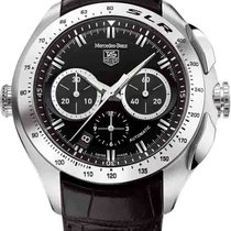 TAG Heuer Slr Black Leather Cag2110.fc6209