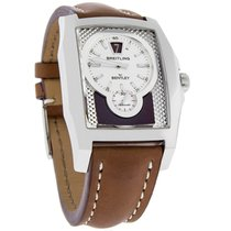 Breitling Bentley Flying B Mens Brown Automatic Watch A2836212...