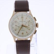 Breitling Premier Chronograph Vintage 18K Gold