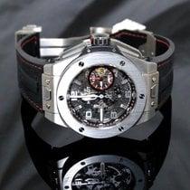 Hublot Big Bang Ferrari 45mm Titanium Case Limited Edition
