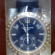 Patek Philippe Annual Calendar Chrono Rose Gold Double Sealed...