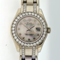 Rolex Pearlmaster Ladies 80299 Pre-Owned