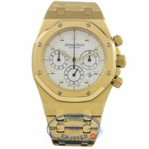Audemars Piguet Royal Oak 39mm Chronograph Yellow Gold
