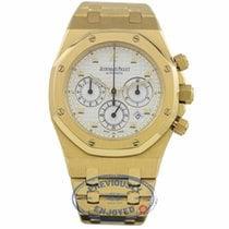 Audemars Piguet Royal Oak 39mm Chronograph Yellow Gold