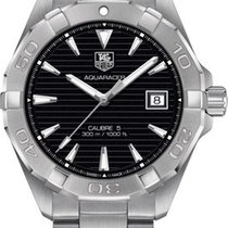 TAG Heuer Aquaracer Automatic Date Mens watch WAY2110.BA0928