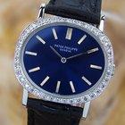 Patek Philippe Ref 3781 Original Swiss Made Mens Diamond...
