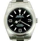 Rolex Explorer I 39mm Ref. 214270 09/2013 art. Re1211
