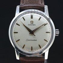 Omega Seamaster White Dial Caliber 600 aus 1961 Super Zustand