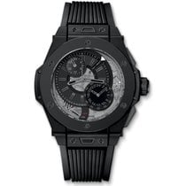 Hublot Big Bang Alarm Repeater All Black 45 mm