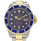 Rolex Men's Rolex Submariner 18K Yellow Gold & SS...