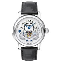 Montblanc Nicolas Rieussec Mens Watch Automatic Mens Watch