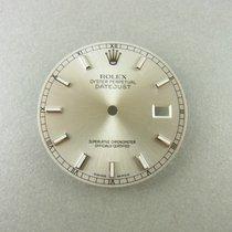 Rolex Datejust Stahl Zifferblatt Silbern Silver Dial Ref. 116200