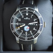 Fortis Aviatis B-42 PC-7 Team Limited Edition Day/Date NEW...