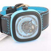 Sevenfriday SF P1 /04 Automatic Original Blue Edition
