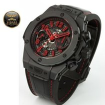 Hublot - Big Bang Unico All Black Red