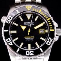 Davosa Argonautic 16149870 Farbe gelb Taucheruhr Diver VHB