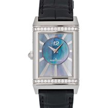 Jaeger-LeCoultre Reverso Steel Lady Ultra Thin Manual Duetto...