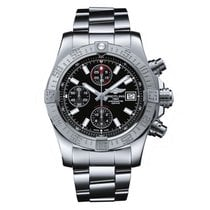 Breitling Men's A1338111/BC32/170A Super Avenger II Luxury...